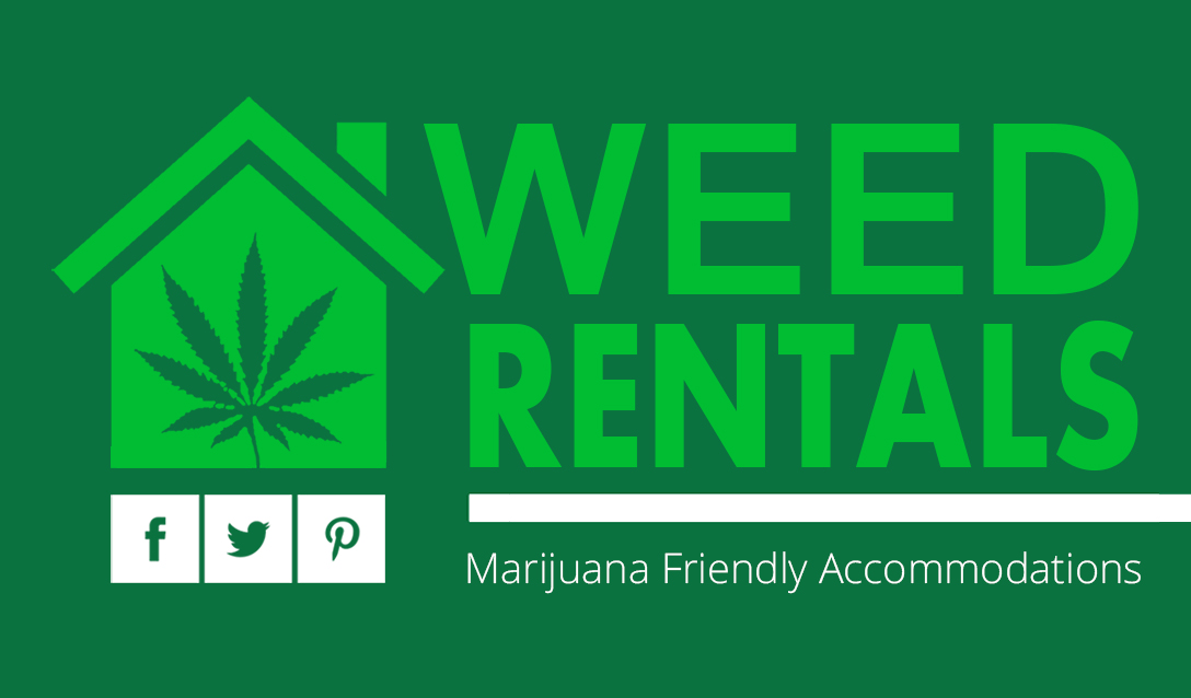 Weed Rentals Business Card